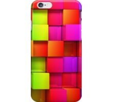 Phone Case Collection: Cubicous Rainbowias iPhone Case/Skin