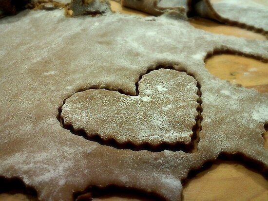 Gingerbread Cookie Love by meow-or-never10