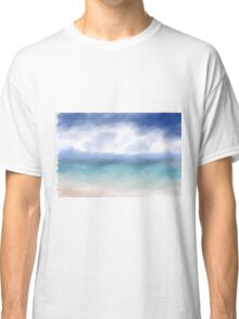 Abstract Ocean Classic T-Shirt