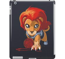 THUNDERKITTEN iPad Case/Skin