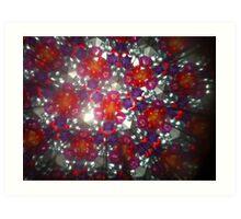 Kaleidoscope 13 Art Print