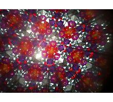 Kaleidoscope 13 Photographic Print