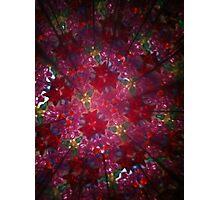 Kaleidoscope 17 Photographic Print