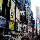NYC by HarderHarmonies