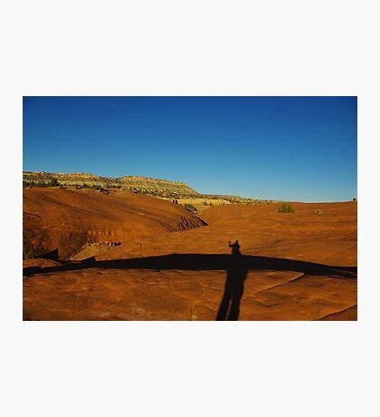 Near Devils Garden, Grand Stair Escalante National Monument, Utah Photographic Print
