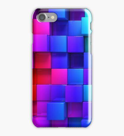 Phone Case Collection: Cubicous Rainbowias V3 iPhone Case/Skin