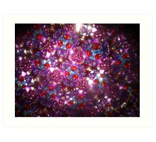 Kaleidoscope 23 Art Print