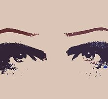 Hedwig's Eyes (JCM) by byebyesally