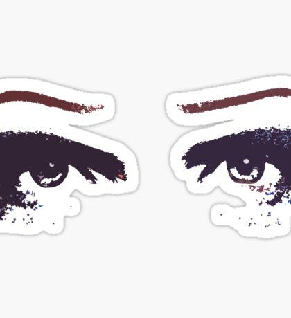 Hedwig's Eyes (JCM) Sticker