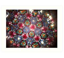 Kaleidoscope 25 Art Print