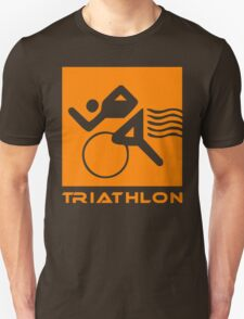 Triathlon one logo T-Shirt