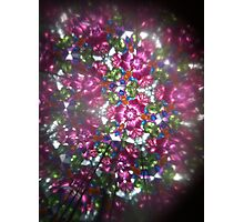 Kaleidoscope 28 Photographic Print