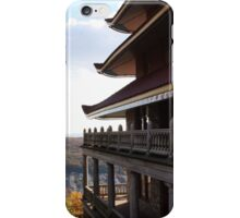 Pagoda Overlook iPhone Case/Skin