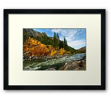 Beautiful Autumn Framed Print