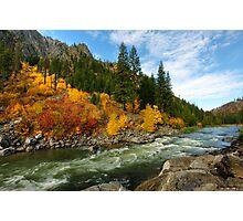 Beautiful Autumn Photographic Print