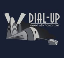 Dial Up Kids Tee