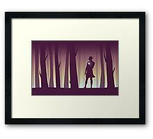 Solas Travels by Veilfire Framed Print