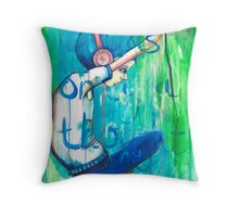 It was only a thought. Throw Pillow