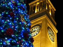Brisbane at Christmas by PhotosByG