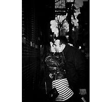 Rita and Alex engagement Photographic Print