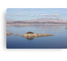 Lake Mead Canvas Print