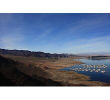 Lake Mead II Photographic Print