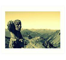 Alpine Guides Art Print
