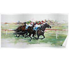 Australian Racehorse, Proper Madam Poster