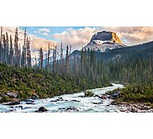 Rocky Peak Photographic Print