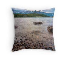 Two Jack Lakeside View Throw Pillow