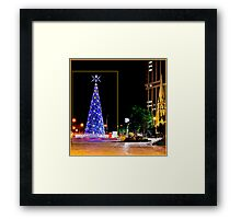 It's beginning to look a lot like Christmas... Framed Print