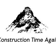 DM : Construction Time Again - Black by Luc Lambert