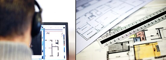 from paper to CAD... by Gregoria  Gregoriou Crowe