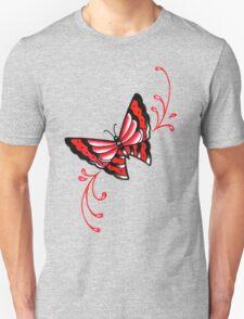 Old School Butterfly Tattoo Flash T-Shirt