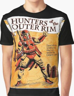 Bounty Hunters of the Outer Rim Graphic T-Shirt