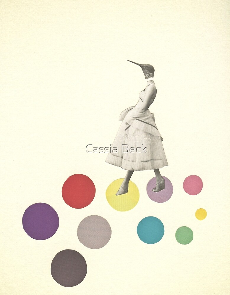 Bird Lady by Cassia Beck