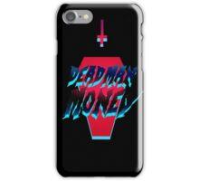 Dead Man Money Logo iPhone Case/Skin