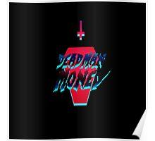Dead Man Money Logo Poster