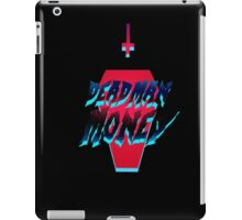 Dead Man Money Logo iPad Case/Skin