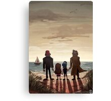 Gravity Falls - Thank You (WITHOUT Words) Canvas Print