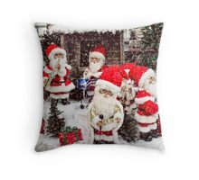 Jingle Bells..... Throw Pillow