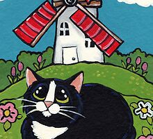 On Windmill Hill by Lisa Marie Robinson