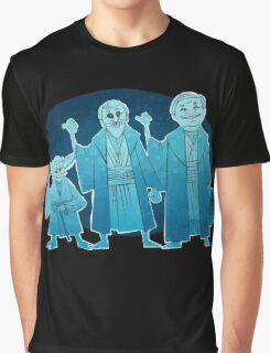 Some Hitch Hiking Ghosts Graphic T-Shirt