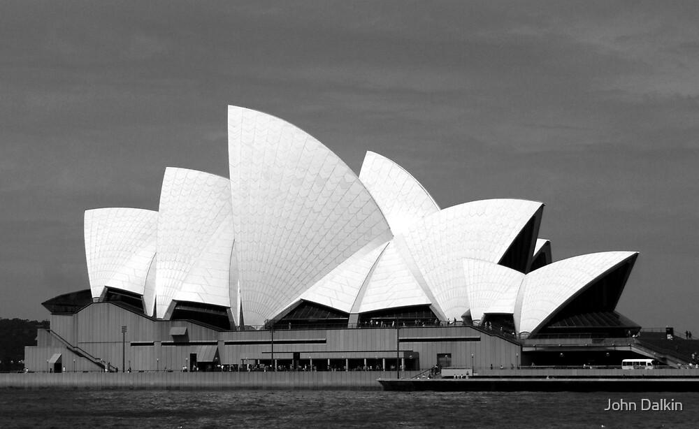 Sydney Opera House by John Dalkin