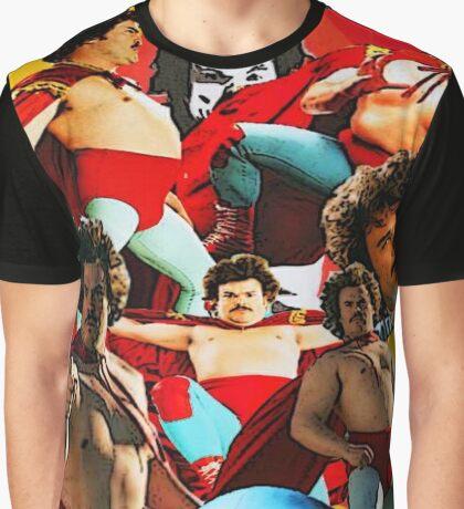 NACHOO! Graphic T-Shirt