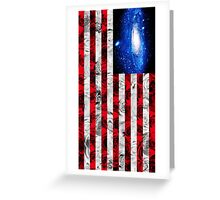 United Vertical Greeting Card