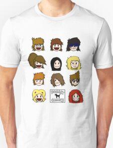 Dogart Comics Cast Unisex T-Shirt