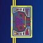 Soundwave Version 2 by Jeffery Borchert