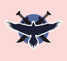 Halo Blue Flag One Piece - Long Sleeve