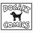 Dogart Comics Logo by Matt Simpson